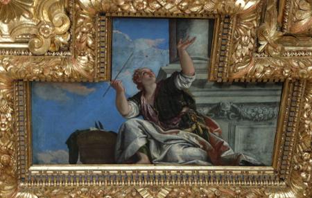 Veronese: Ueberredungskunst